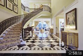 欧式装修楼梯设计