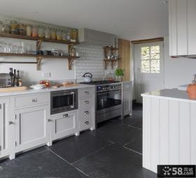 家庭设计装修厨房橱柜效果图