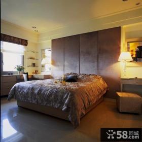 现代风格三室一厅家居装饰效果图