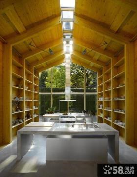130万打造浪漫欧式风格厨房装修效果图大全2014图片