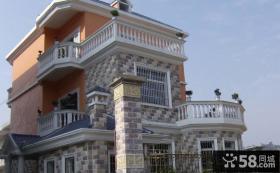 小型别墅外观设计图片