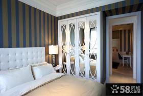 简欧式风格次卧室装修效果图