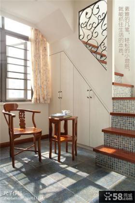 2013复式楼梯装修设计图