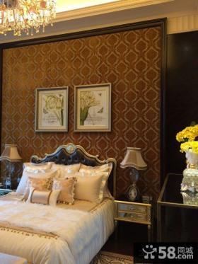 欧式新古典风格卧室灯具效果图