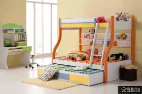 儿童卧室家具设计图片