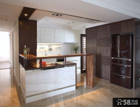 现代设计小厨房