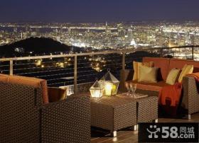 27万打造奢华欧式风格复式装修效果图大全2012图片