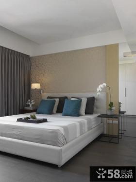 现代风格小户型两室一厅卧室装修效果图