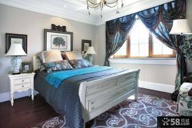 欧式风格卧室装修图欣赏