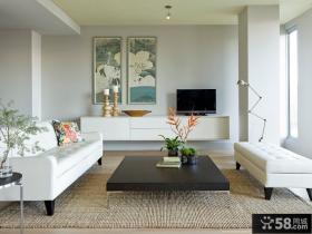 90平米小户型装修效果图 90平小户型房屋装修