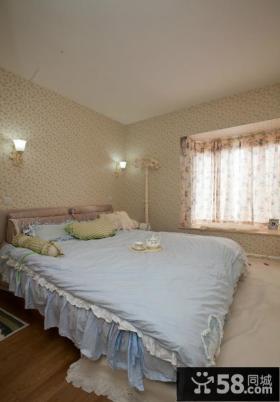 简装卧室装修效果图