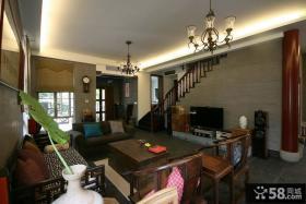 豪华中式古典别墅设计
