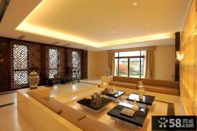欧式风格混搭别墅室内设计效果图