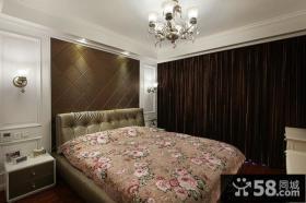 日式家庭设计卧室效果图大全2014