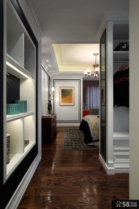 美式装修设计室内样板房大全