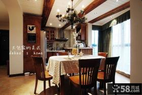 美式复式家居设计装修