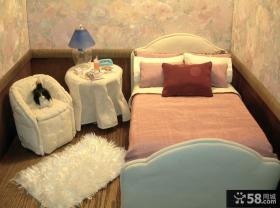 温馨小卧室装修效果图大全2013图片欣赏