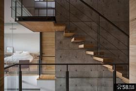 豪华复式楼梯装修图片