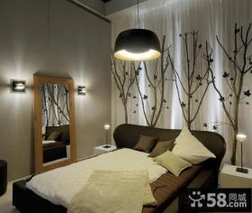 小卧室灯具图片大全