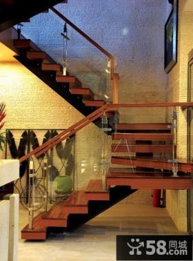 别墅楼梯装修效果图大全图片