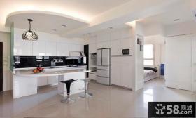 时尚简约家居厨房装修设计图片欣赏