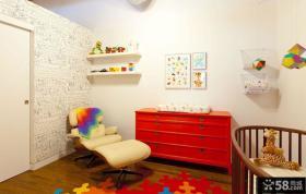 婴儿房间布置图片欣赏
