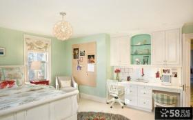 家装卧室欧式家具图片