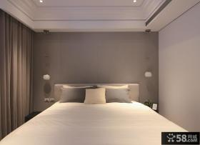 现代简约室内卧室设计效果图片欣赏