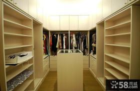 家庭设计衣柜欣赏