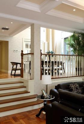 别墅客厅露台装修效果图