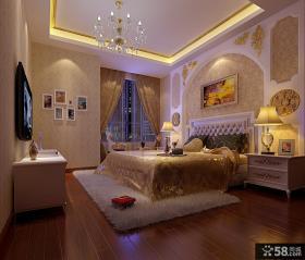 2013优质主卧室装修效果图片欣赏