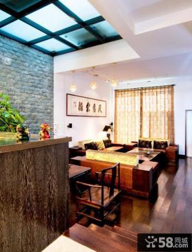 中式古典别墅装潢欣赏