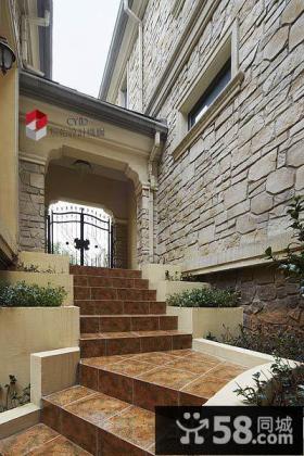 别墅室外楼梯装修效果图