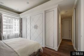 新古典欧式设计卧室效果图