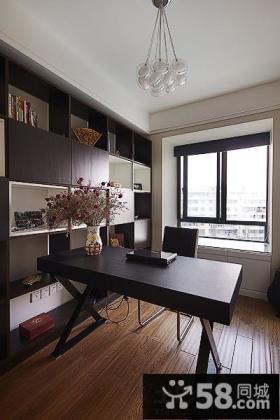 5平米现代风格书房装修效果图