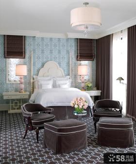 2013欧式风格卧室家具图片