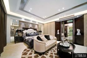 12平米别墅主卧室装修效果图