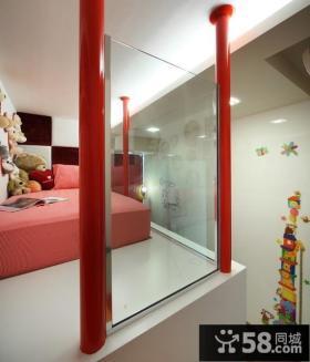 二室一厅现代风格儿童房装修效果图大全2014图片
