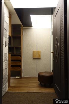 创意现代家居玄关设计