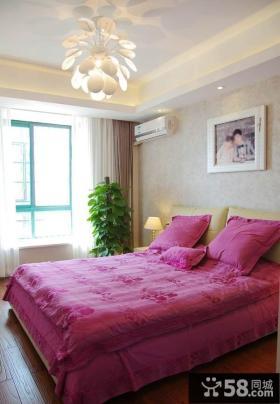 现代风格三居室婚房设计