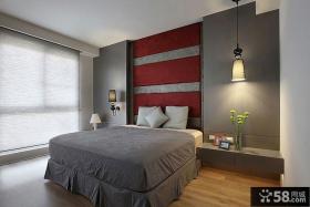 现代简约风格复式家居卧室装修效果图