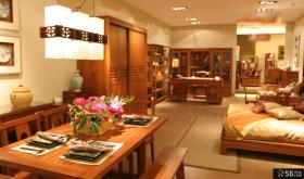 新中式餐厅装潢设计