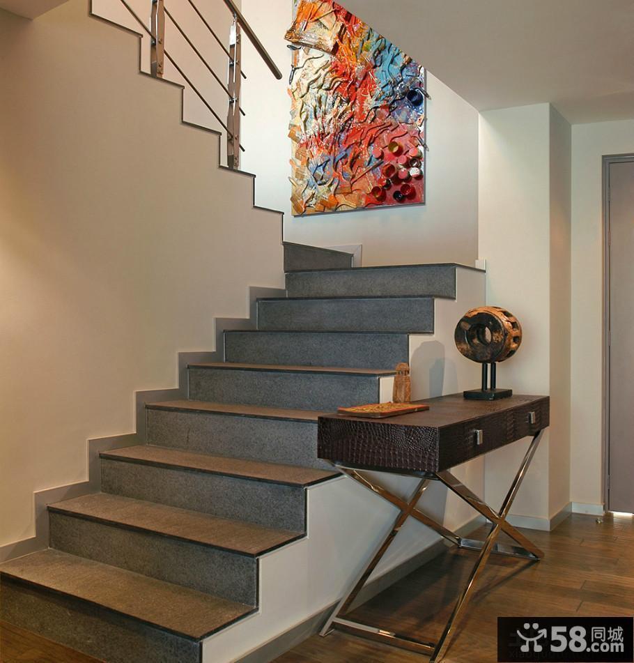复式楼楼梯图片图片
