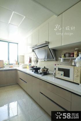 现代家居风格整体厨房设计