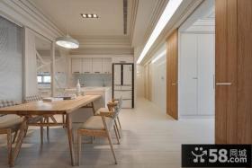 日式风格室内设计餐厅图片欣赏大全