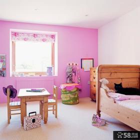 简装美式儿童房装修效果图