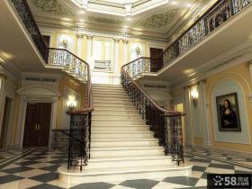 酒店楼梯设计图片欣赏