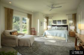 田园风格家具卧室装修效果图