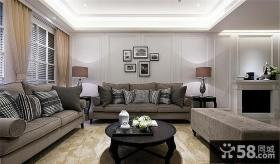时尚现代风格客厅图片
