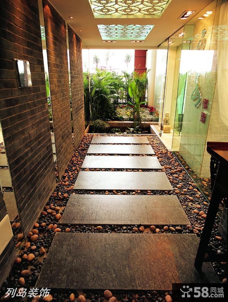 家庭装修入户花园设计